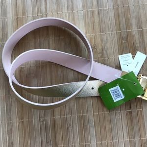 💥NWT💥Kate Spade Saffiano Leather Reversible Belt